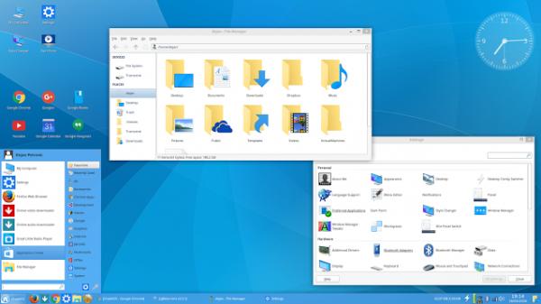 [图]ChaletOS:Windows 10风格的Ubuntu发行版本