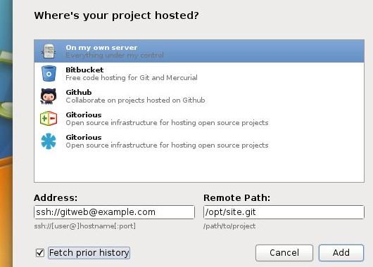 Git系列(五):三个Git图形化工具