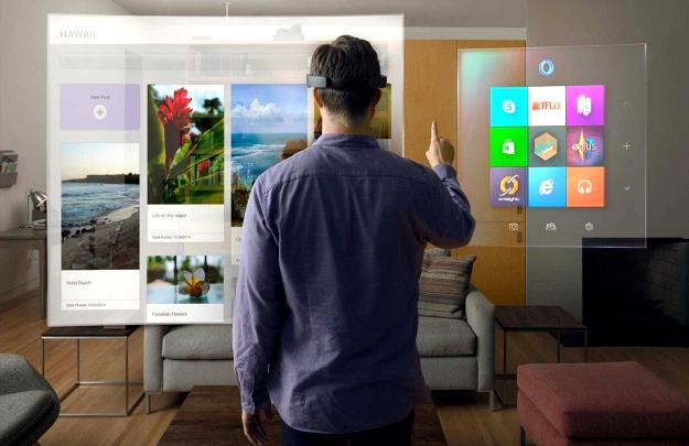 微软放了个大招,想让电脑厂商为它生产VR眼镜