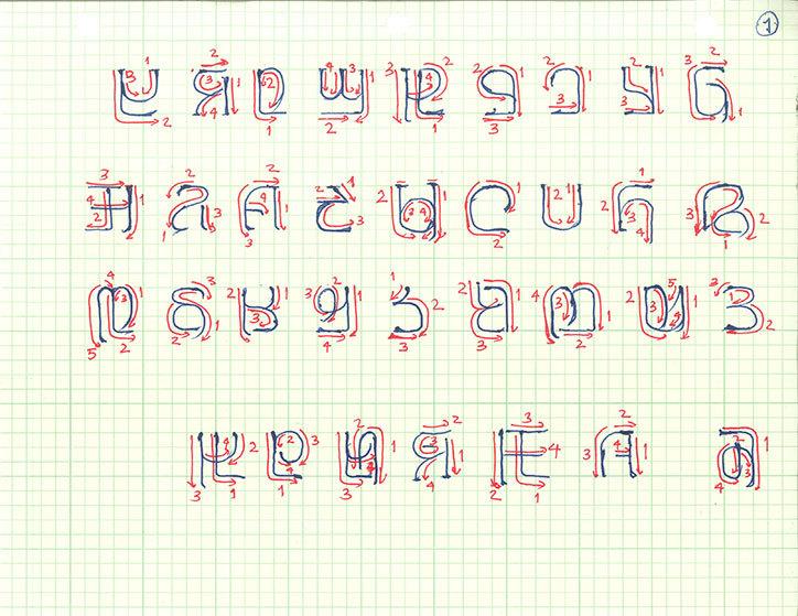 谷歌 Noto 字体:试图涵盖全球所有文字和语言