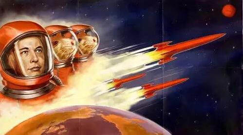 原创纳尼?听说奥巴马2030年要回火星