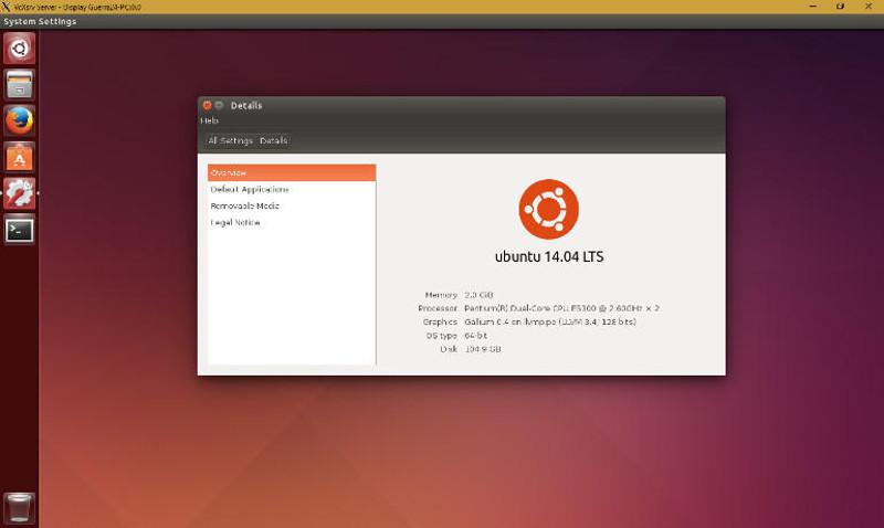 Windows 的 Linux 子系统之 Arch Linux