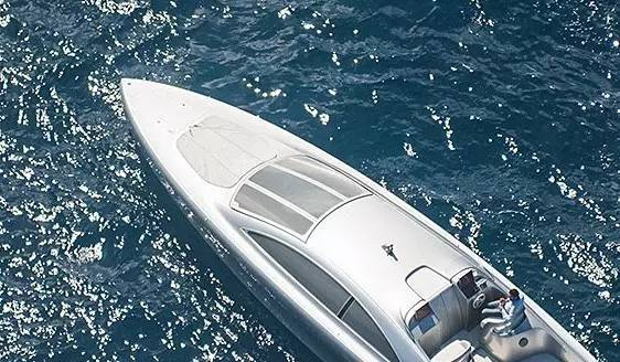奔驰牌游艇,十分高逼格的跨界