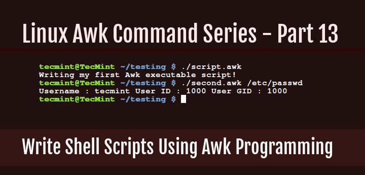 awk-write-scripts