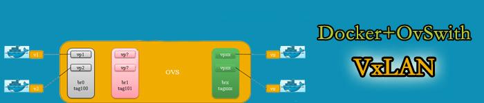 Docker+OpenvSwitch走进VxLAN的世界