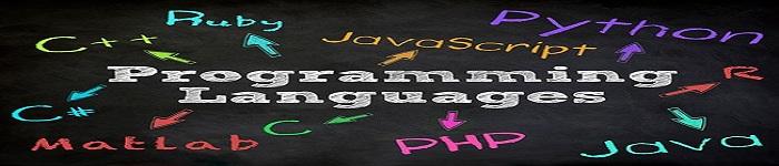 12种高效率热门编程语言,你会用几个?