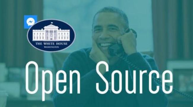 白宫开源聊天机器人代码