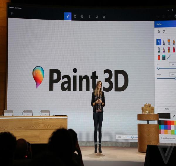 微软将在下一代Windows 10和HoloLens中加入3D创作元素
