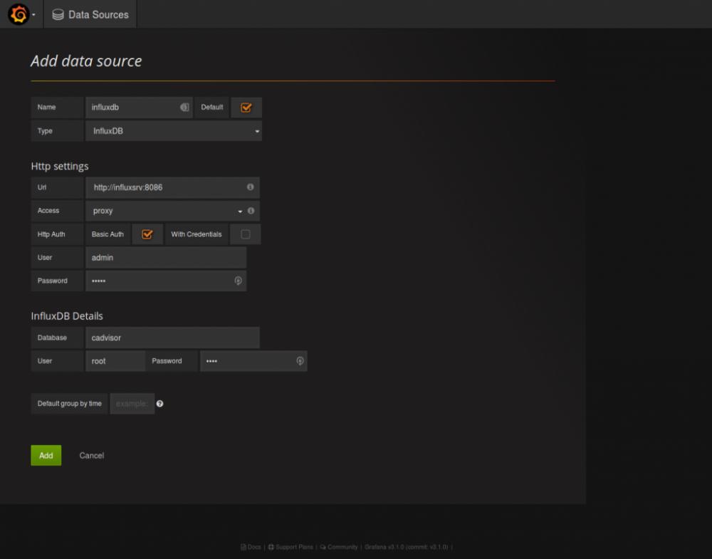 如何在 Ubuntu 上使用 Grafana 监控 Docker