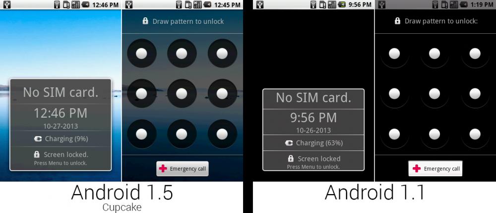安卓编年史(8):Android 1.5 Cupcake——虚拟键盘打开设备设计的大门