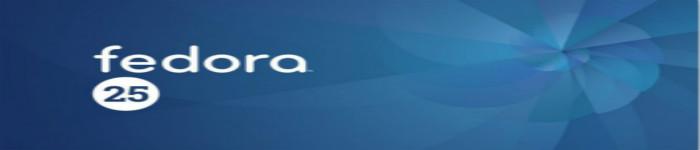 Fedora 25来喽!