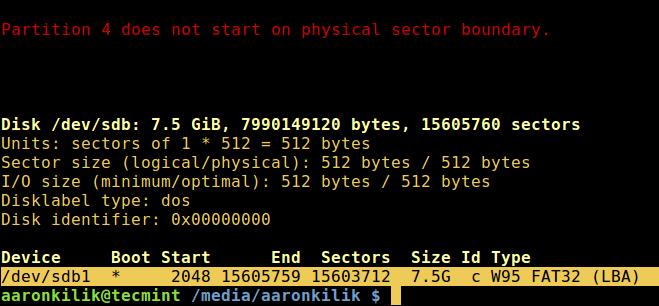 在 Linux 系统里识别 USB 设备名字的 4 种方法