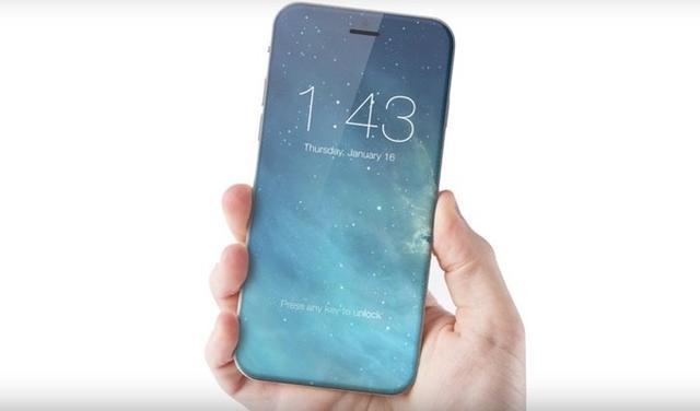 夏普CEO爆猛料:iPhone 8将采用OLED显示屏