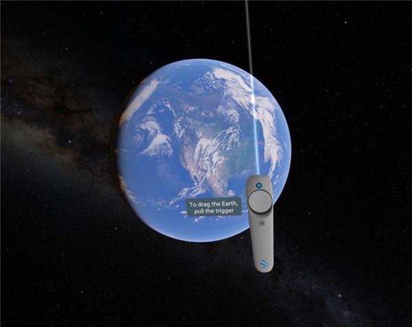 当谷歌地球VR带你去环游世界时,度娘却还在送外卖!