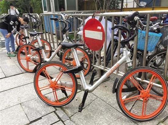 网约单车尴尬:被偷窃、毁坏、违停私藏、贴骗钱二维码……