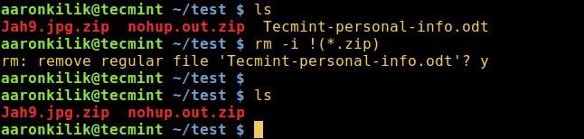 实用的删除目录下部分类型之外的所有文件的三种方法实用的删除目录下部分类型之外的所有文件的三种方法