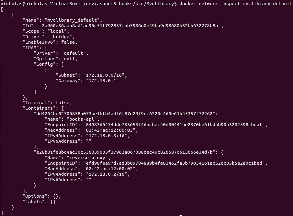 新手指南:通过 Docker 在 Linux 上托管 .NET Core