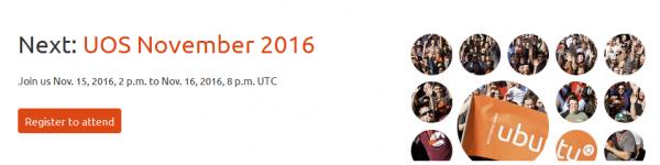 Ubuntu Online Summit 开幕啦!Ubuntu Online Summit 开幕啦!