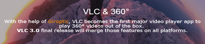 开源播放器VLC放出重大更新3.0版