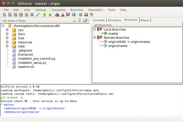 11 个 Linux 上最佳的图形化Git 客户端