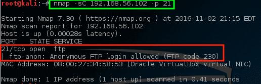在Kali Linux下实战Nmap的秘诀在Kali Linux下实战Nmap的秘诀