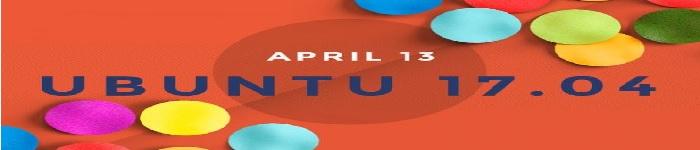 Ubuntu 17.04(Zesty Zapus)路线图公布
