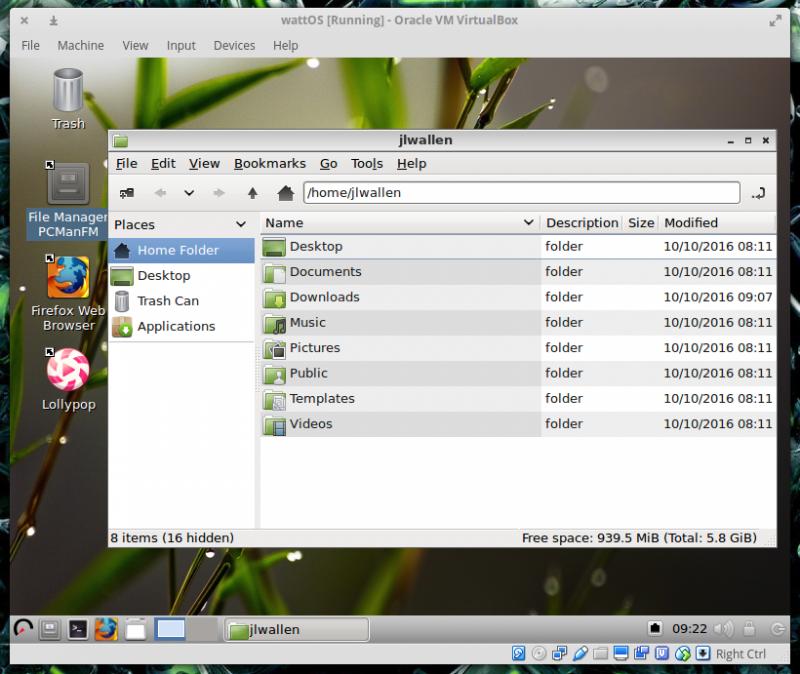 WattOS:一个稳如磐石、快如闪电、面向所有人的轻量级 Linux 发行版