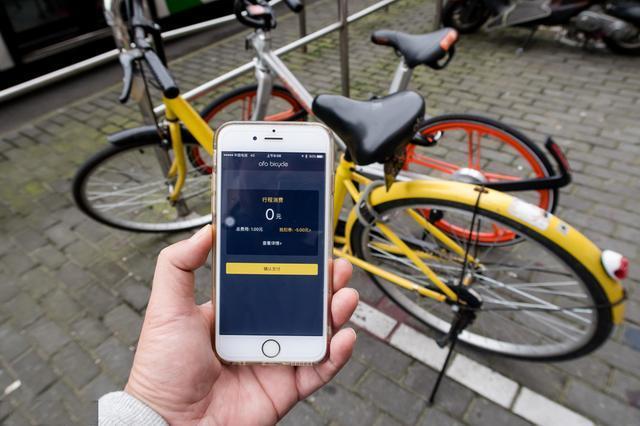 共享单车开启混战模式,谁能笑到最后?