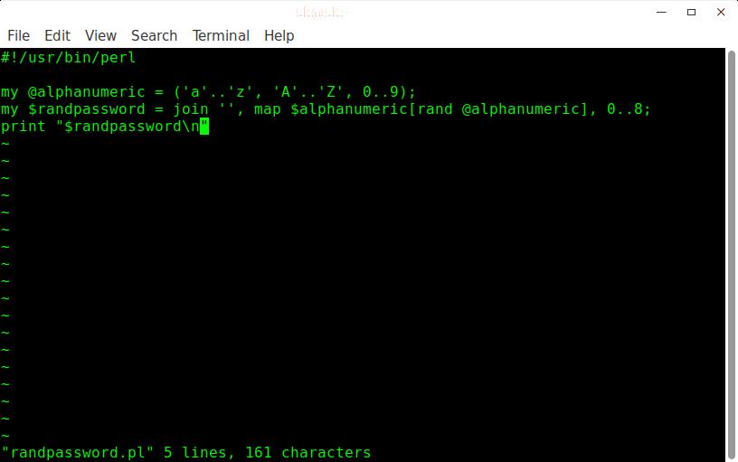 linux下生成高强度密码的四大神器linux下生成高强度密码的四大神器