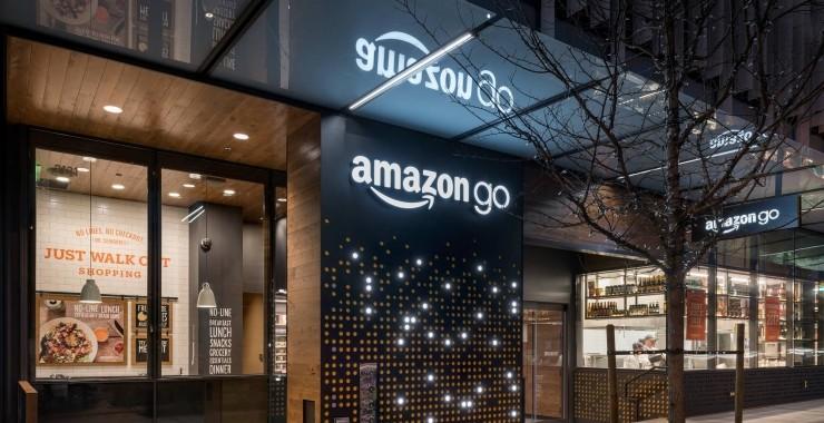 亚马逊推出革命性的线下便利店,无需收银 颠覆传统超市