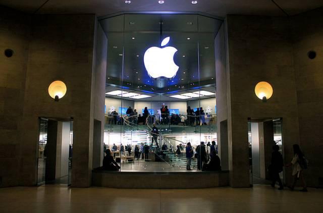 苹果又在上海新开了一家零售店,国内手机线下争夺升温