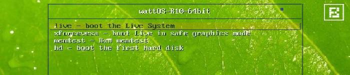 WattOS:小排量的 Linux 发行版