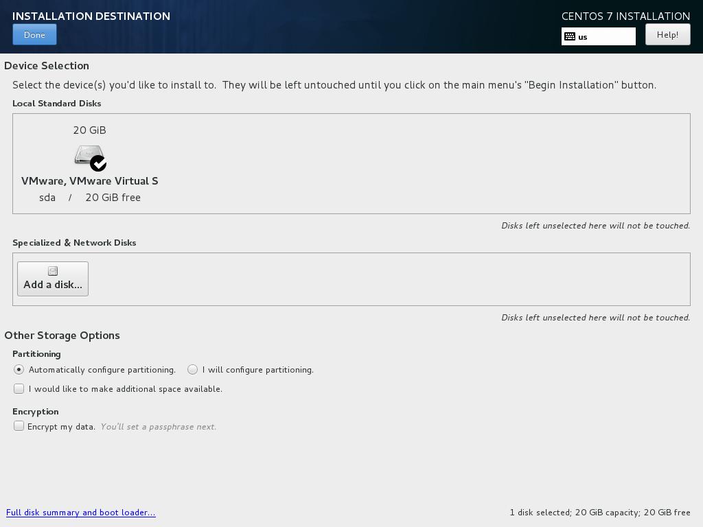 CentOS 7.3 安装指南CentOS 7.3 安装指南