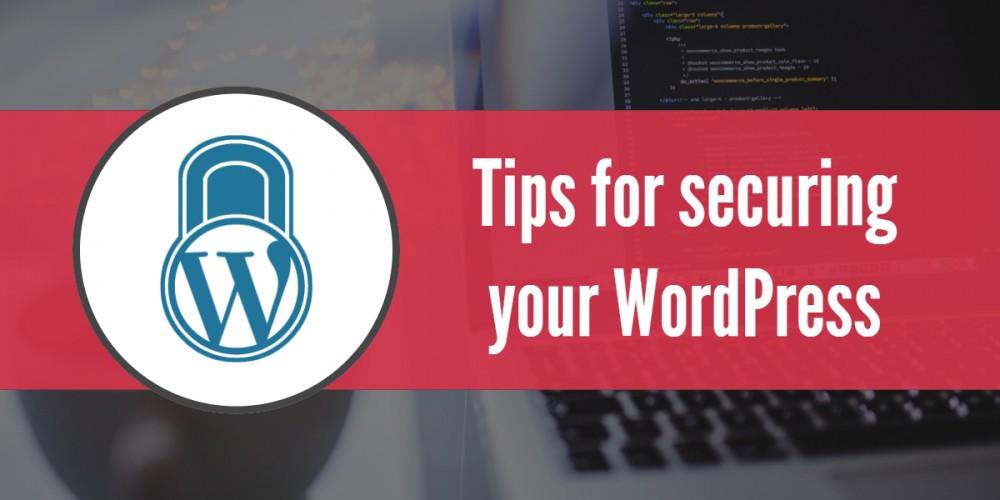 5 个让你的 WordPress 网站安全的技巧