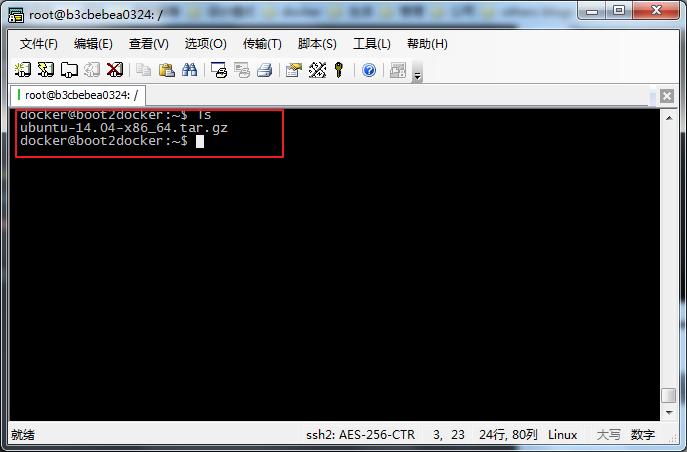 Windows7 上运行docker实战Windows7 上运行docker实战