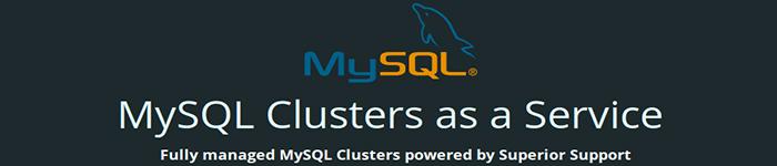 MySQLcluster 提供高可用MySQL 集群服务