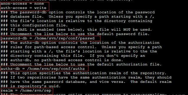 CentOS 7.0 配置SVN服务CentOS 7.0 配置SVN服务
