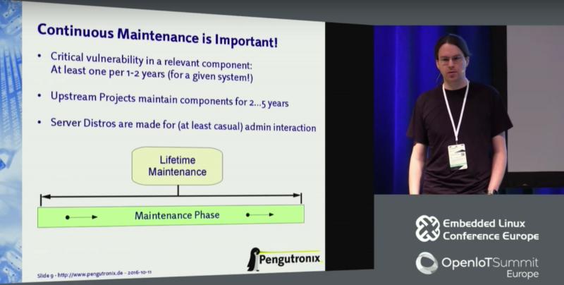 长期维护嵌入式 Linux 内核变得容易