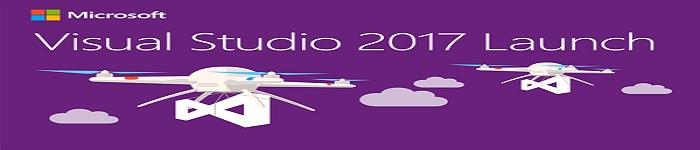 Visual Studio 2017全面上线!