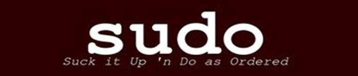 linux命令 之 sudo命令详细介绍