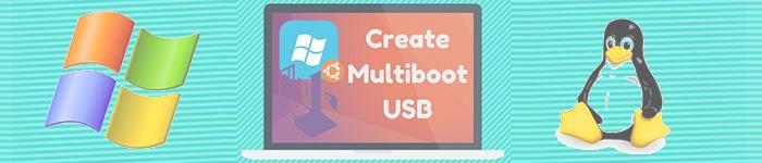 不同操作环境下,如何制作多重引导USB?