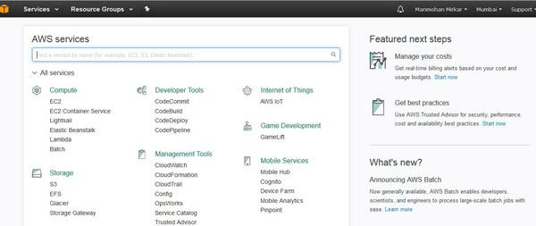 如何在Amazon AWS上设置一台Linux服务器