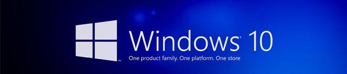 微软全新设计Windows 10蓝屏壁纸