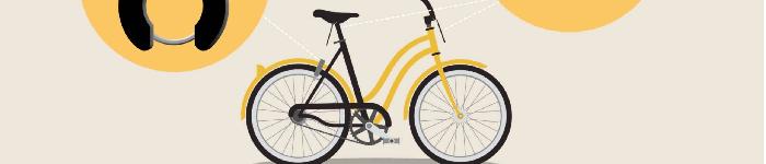 """共享单车用完乱停乱放怎么办?""""电子围栏"""" 来帮忙"""