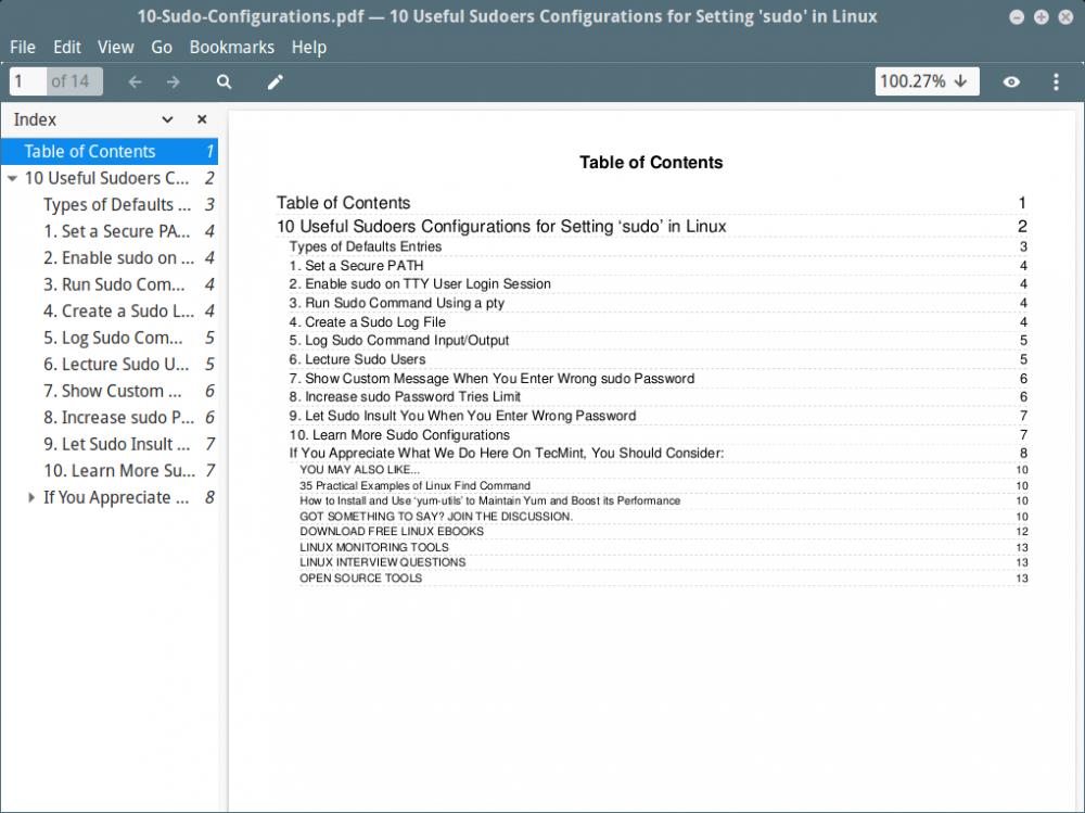 wkhtmltopdf:一个 Linux 中将网页转成 PDF 的智能工具