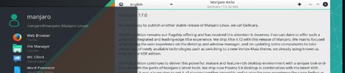3分钟了解Manjaro Linux