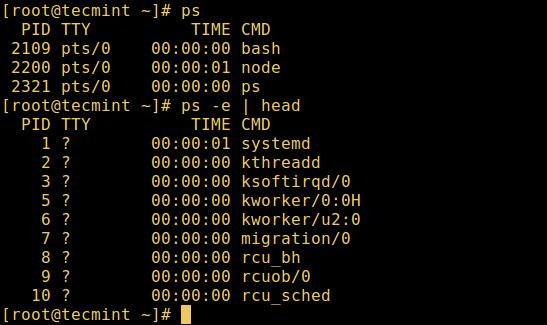 关于Linux 进程你要知道的事关于Linux 进程你要知道的事