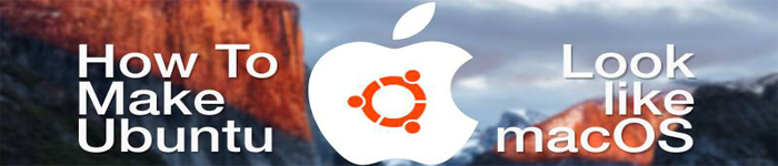 Ubuntu变Mac的五步法