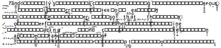 写给程序员的 Unicode 入门介绍