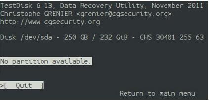 怎样在 Linux 系统中恢复被删除文件怎样在 Linux 系统中恢复被删除文件